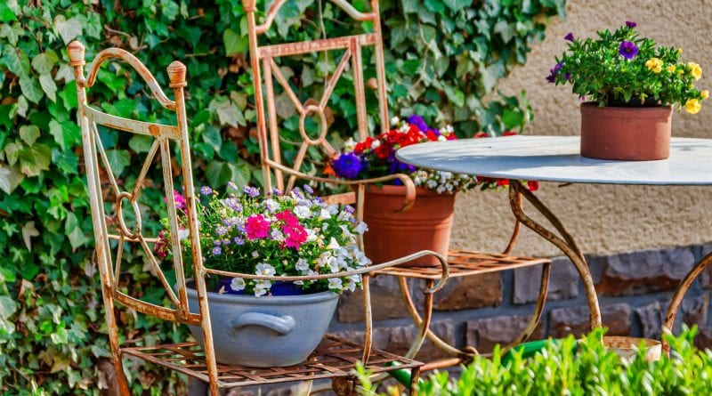 How to Choose your Garden Furniture