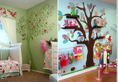Move your youngster with an adaptable exhibition wall
