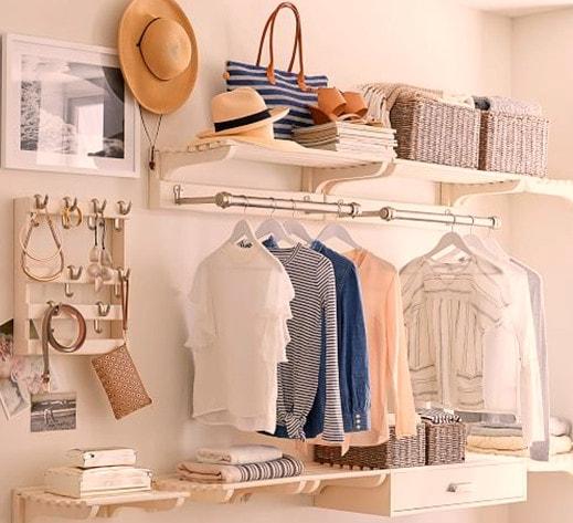 Organize your favorite accessories