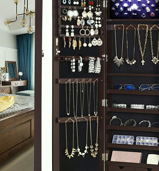 Stylize Your Jewelry Section