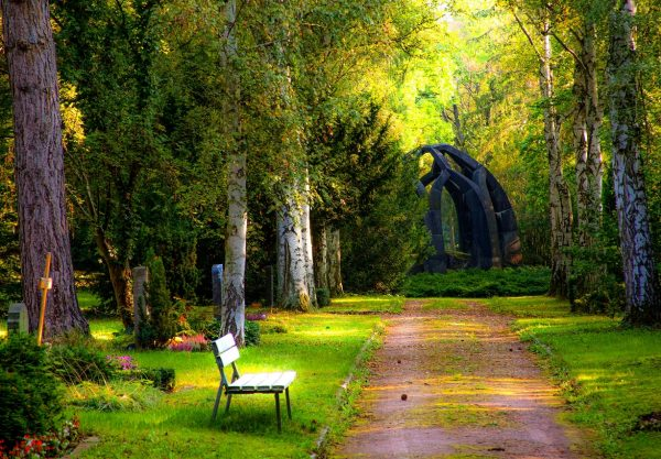 Relaxation Area In Your Garden